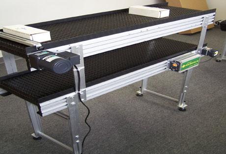 Multi Level Modular Conveyor