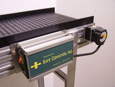 Safe Conveyor Variable Speed Drive