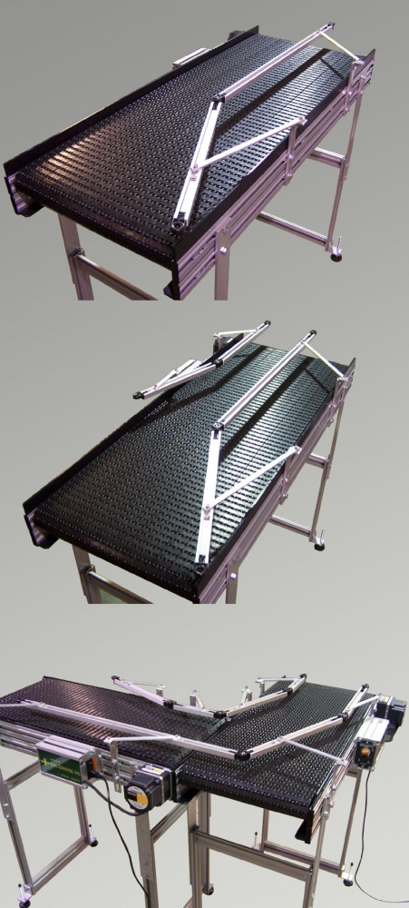 Conveyor Guide Rail
