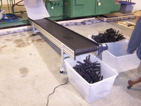 Plastic Belt Modular Conveyor